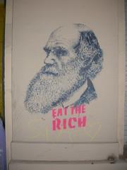 Darwin (Michelle Foocault) Tags: streetart kreuzberg grafitti