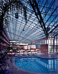 "NY HotelPool (Triodetic) Tags: roof usa canada building geometric pool architecture construction aluminum arch pyramid cone geometry steel space environmental canadian structure frame strong cantilevered remote organic suspended canopy curved functional engineered locations hubs galvanized fabricated freeform aesthetic reliable inclined durable proven experienced innovative efficient hypar toroid environmentalprotection ""space geometricdesign structuraldesign lightframe shape"" ""architectural structures"" shelldesign architecturalengineering customfabrication designs"" architecturalgeometry architecturalstructures products"" preengineered tubularstructure specialtystructures freeformstructures frames"" ""triodetic ""efficient extrudedhubs framingsystem elongateddome"