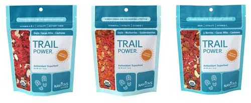 Navitas Naturals Trail Power trail mix