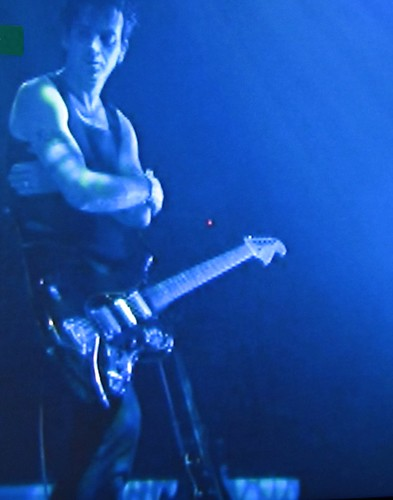 Simon Gallup - Fender VI