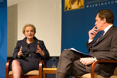 Image 63 (ElliottSchool) Tags: public gw genocide mb gwu madeleinealbright albright mikebrown internationalaffairs inderfurth elliottschool