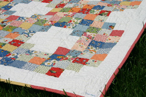 look and learn quilt