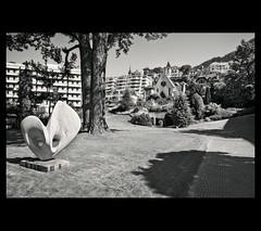 Montreux-Switzerland (Euro style) Tags: blackandwhite bw yard switzerland nikon europe european tour d3 mostpopular montreux mostviewed interestingnes eurostyle 1424mm28
