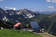 High in the Julian Alps (Alan1954) Tags: holiday mountains alps austria high carinthia 2009 julianalps millstatt 2000meters