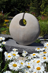 Genesis III (Everett Cultural Arts) Tags: sculpture art public garden washington brian iii arboretum wa genesis everett berman