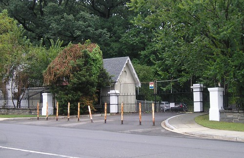 Randolph Street Gate, Old Soldiers' Home