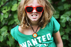 Wanted ({wheat}) Tags: red summer green liza glasses wanted arrr