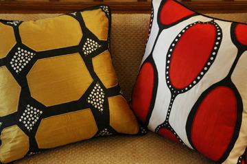 One Thread Fair Trade Pillows