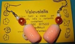 boccali di birra (Valevalalla) Tags: fimo birra orecchini boccali