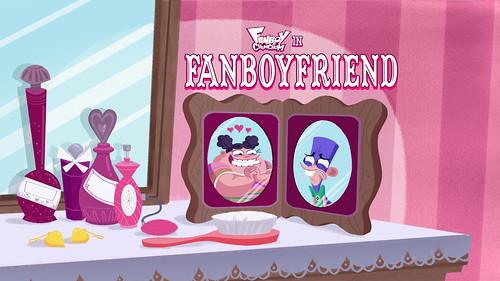 """""""FanboyFriend"""" Title Card"""