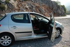 Car in Croatia
