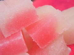 Acai Berry Sugar Scrub Cubes