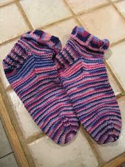 Mikayla's Socks