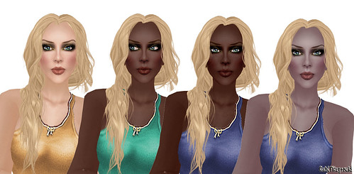 cupcakes new skin tones gg