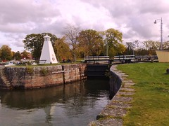Fall at Göta Canal in Sweden #2