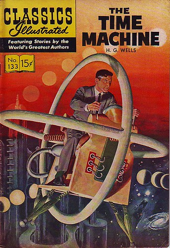h. g. wells the time machine. 133 - The Time Machine
