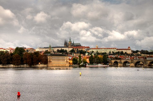 The Castle of Prague
