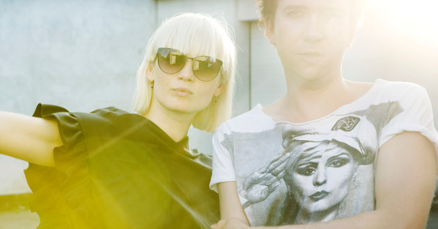 The Raveonettes by Camilla Stephan