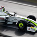 Jenson Button - Brawn GP Formula One Team