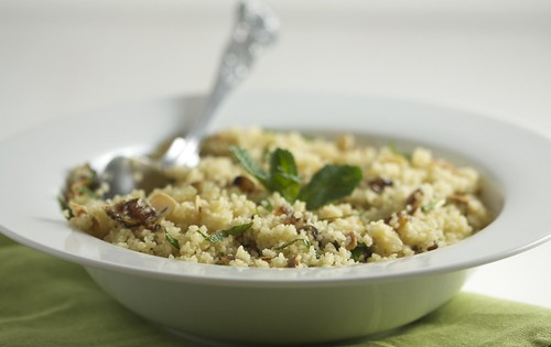 4052585473 cec09a362a Couscous with Almonds, Dates & Mint