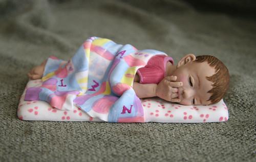 Sleeping Baby #4