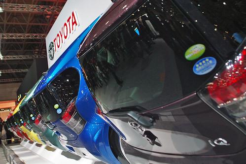 Tokyo Motor Show '09 TOYOTA-iQ