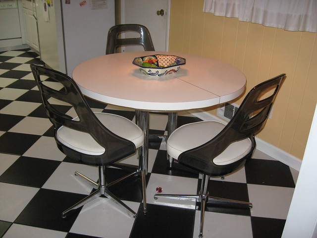 2 Places To Buy Black And White Checkerboard Floor Tile