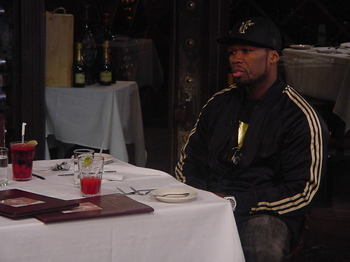 50 Cent was the subject of the latest episode of BET's Food for Thought