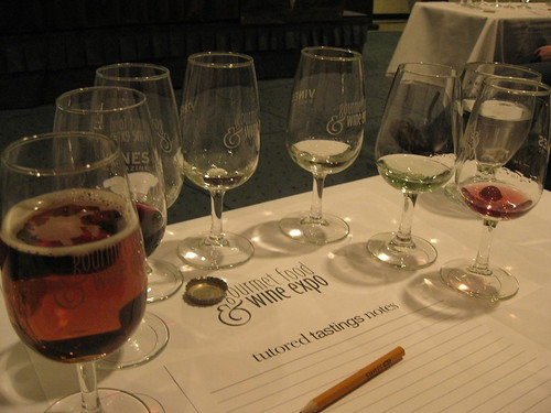 World of Drinks Tutored Tasting