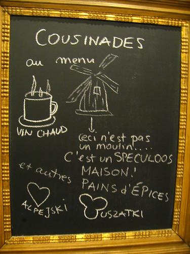 Cousinades
