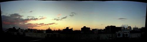 2009.11.25 夕陽