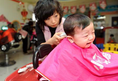 bebe peluqueria china