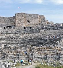 Miletus, one of the most influential cities of...