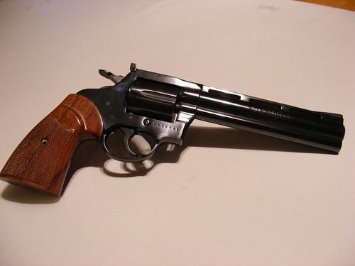 Armscor M100 22LR revolver: INFO WANTED - The Firing