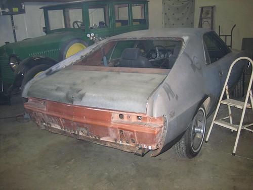 1969 project AMX
