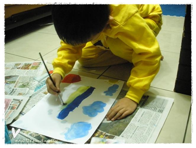 20091113_10在家畫畫.JPG