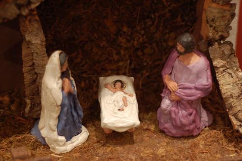 Välkommen till Julkrubbegudstjänst 24 dec kl. 11