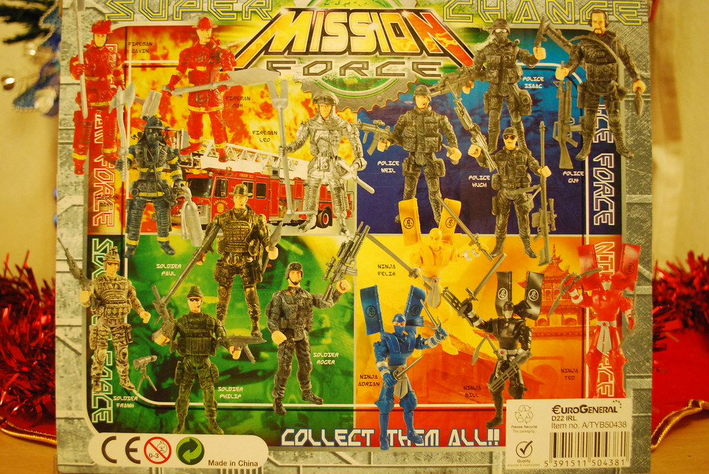 Mission Force Back