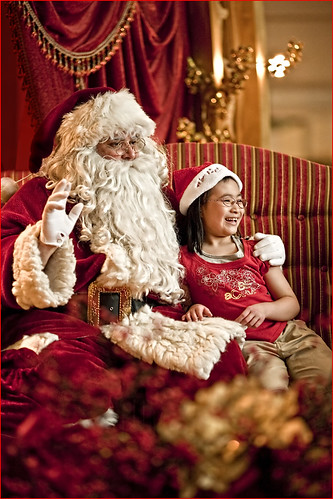 The Malaysian Santa !!!
