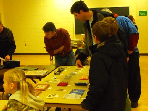 Annandale December 12, 2009 Young Numismatics Program 001