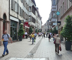 Strasbourg - Old Urbanism to Fused Grid