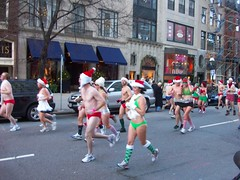181_6550 (Chris Dix) Tags: santa boston running run runners speedo 2009 studs