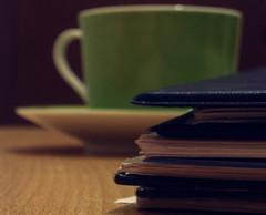 Coffee (Kanastacia) Tags: college cup coffee digital notebook student university olympus estudio study exams universidad studying estudiando estudiante 17mm exámenes stylus600