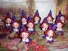 baby scopine (mindi64) Tags: life baby cute handmade bambini witch io fimo clay witches creature atmosfera babie cernit mercatino mercatini bomboniere polyclay mercati artigianato artigianale streghine