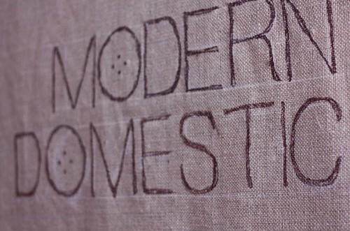 Modern Domestic!