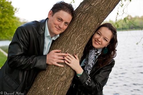 Dan & Monica