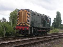 DSCN7744 - BR Class 08 Diesel Shunter D3022 (SVREnthusiast) Tags: severnvalleyrailway svr severnvalley severn valley railway brclass08dieselshunterd3022 br class08 dieselshunter d3022