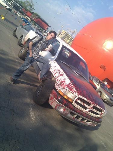 Dodge Ram... version Carmageddon