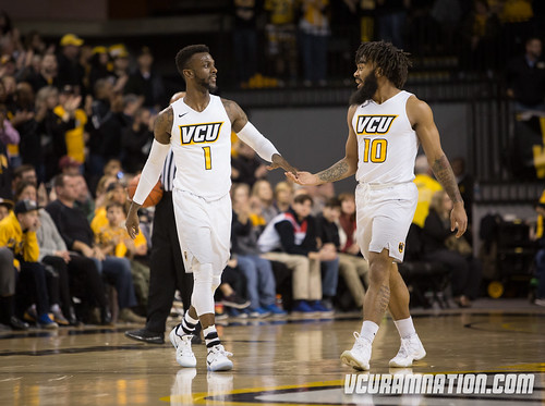 VCU vs. Saint Joseph's