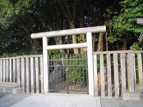 猿石(吉備姫王墓)@明日香村-05